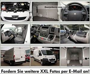 Peugeot Boxer 333 L3h2 2 2 Hdi 250    Y 2010 Box-type Delivery Van