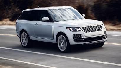 Rover Range Sv Coupe 4k Land Suv