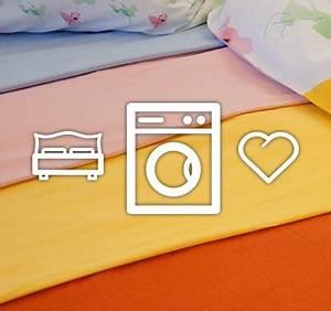 Bettwäsche Waschen Programm : wie daunenkissen in der waschmaschine waschen nachtmanufaktur ~ Frokenaadalensverden.com Haus und Dekorationen