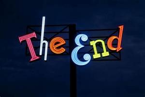 Free The End Download Free Clip Art Free Clip Art On