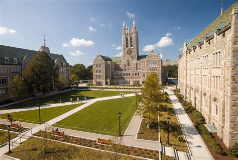 Boston College by 10 Of The Easiest Classes At Boston College Oneclass Blog
