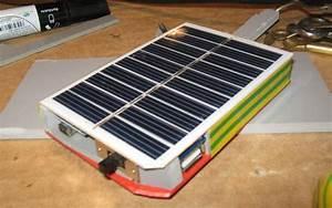 Prix D Un Panneau Solaire : comment fabriquer son propre panneau solaire finances ~ Premium-room.com Idées de Décoration
