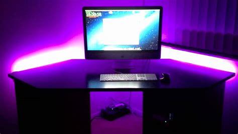 Xbox One 360 Gamer Gaming Gamer Desk Led Light Kit