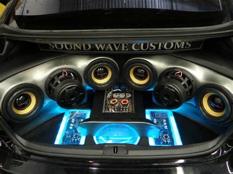 car audio sound wave customs