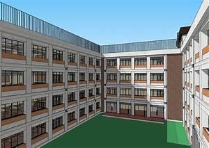school building | Studio Mugenjohncel