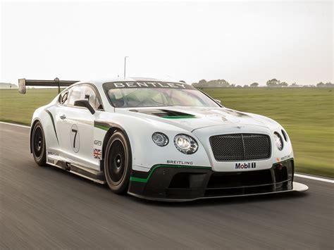 2013 Bentley Continental Gt3 Supercar Race Racing G-t G