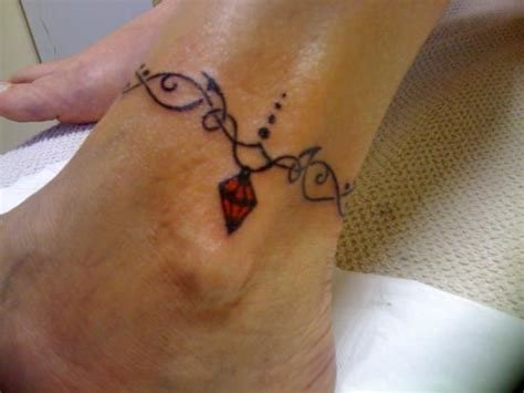 bracelet de chevilles