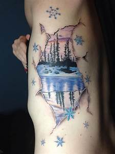 16 Intense Good And Bad Weather Tattoos | Tattoodo