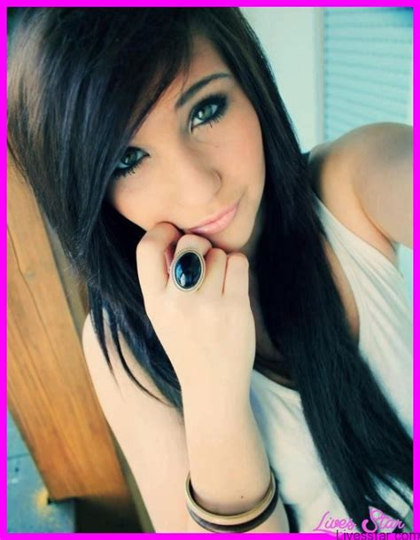 Cute Haircuts For Teenage Girls Livesstarcom