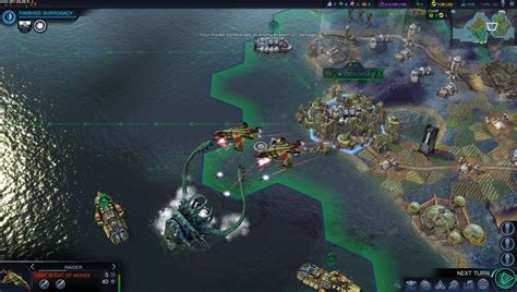Sid Meier's Civilization: Beyond Earth - Rising Tide ...