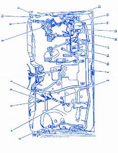 Chevrolet Avalanche 2003 Electrical Circuit Wiring Diagram