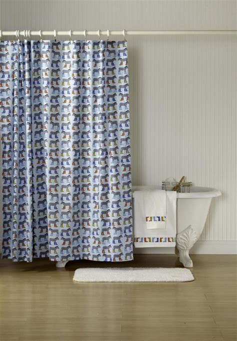 Fabric For Curtains Diy by Shower Curtain Diys To Rev Your Bathroom