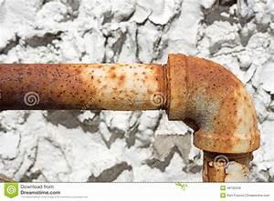 Tuyau De Gaz : tuyau de gaz ext rieur rouill image stock image du ~ Melissatoandfro.com Idées de Décoration