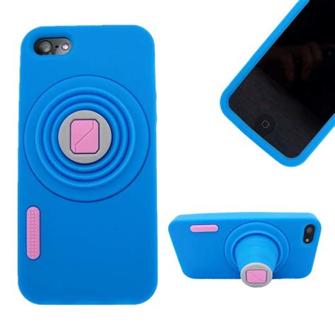iphone 6 case with camera cover iphone 5 5s case camera silicone case stand cover for