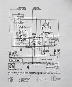 Ford 4600 Wiring Harnes