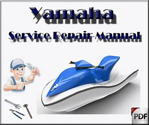 Yamaha Waverunner Gp800r 2002 Factory Service Repair