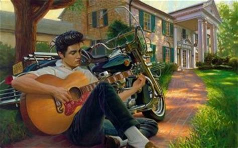 elvis presley wallpaper gallery