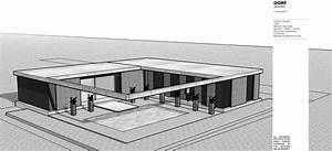 plan gratuit maison moderne With marvelous logiciel plan maison 3d 12 plan maison architecte avec piscine maison moderne