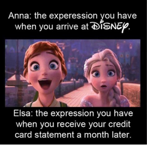 Anna Meme - anna the experession you have when you arrive at elsa the expression you have when you receive