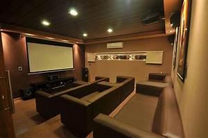 Cinema A La Maison : le cin ma la maison en 10 exemples spectaculaires construire tendance ~ Louise-bijoux.com Idées de Décoration