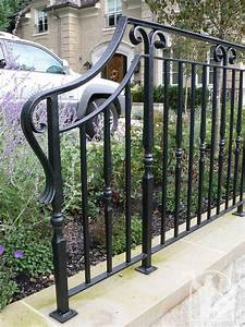 Wrought Iron Exterior Railings Photo Gallery Iron Master