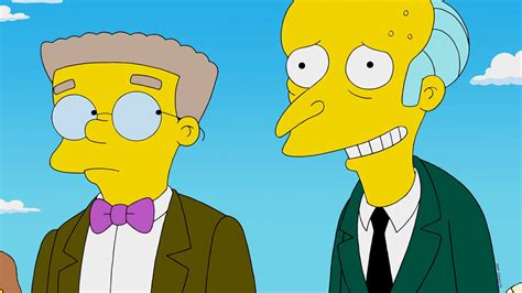 Smithers Is Finally Coming Out as Gay to Mr. Burns on The ...
