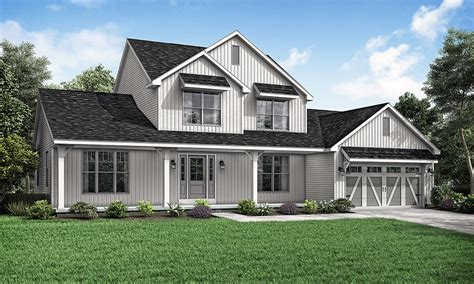 wayne homes announces  farmhouse elevation