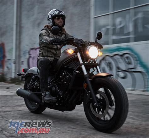 Honda Cmx500 Rebel Modification by Honda Cmx 500 Motorcycle Test Lams Bobber Mcnews Au