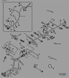 Baler Wiring Harness  G18  - Baler  Round John Deere 566 - Baler  Round