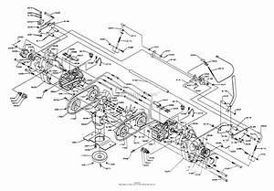 Deck Belt Diagram Dixon 503
