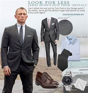 James Bond Skyfall : look for less james bond 39 s suit from skyfall primer ~ Medecine-chirurgie-esthetiques.com Avis de Voitures
