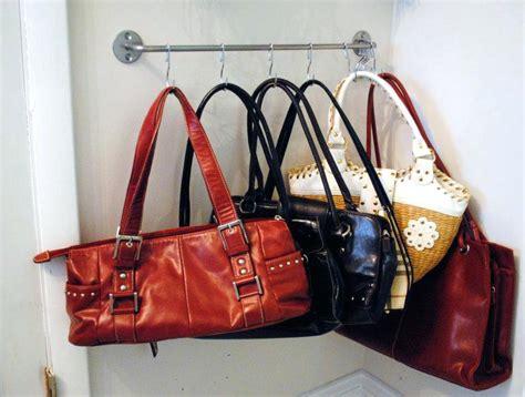 Purse Organizer Ideas Beautifully Organized Shoe Bag