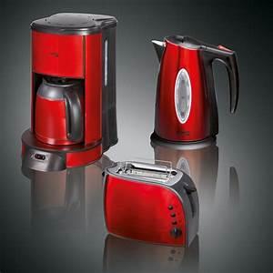 Kaffeemaschine Und Wasserkocher In Einem Gerät : 3 in 1 fr hst cksset toaster wasserkocher kaffeemaschine ~ Michelbontemps.com Haus und Dekorationen
