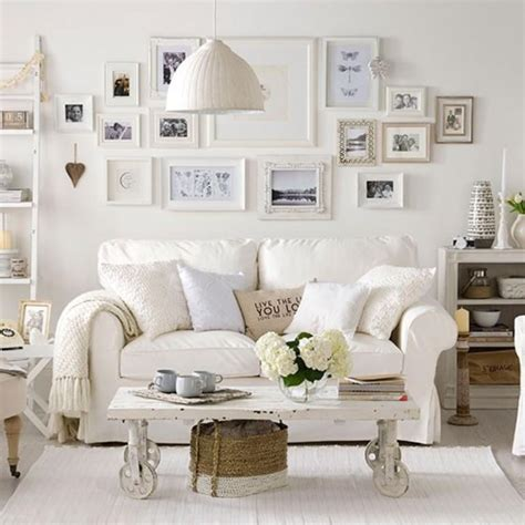 shabby chic livingroom 20 distressed shabby chic living room designs to inspire
