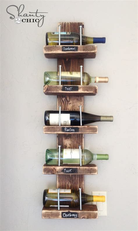 how to make a wine rack in a cabinet top 11 pallet wine rack designs home interior help