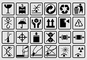 Free Vector Packaging Box Symbols vector, free vector ...