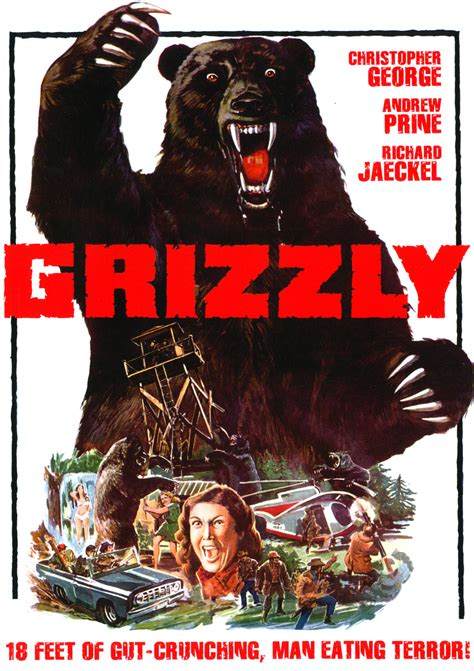 buy grizzly dvd