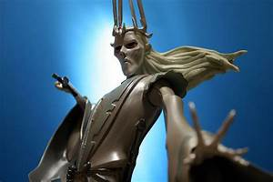 Lord Of The Rings Twilight Ringwraith Animaquette