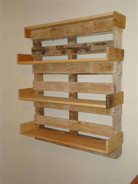 bookshelf out of pallets diy pallet bookshelf pallet furniture diy