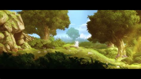Ori Animated Wallpaper - ori and the blind forest wallpaper engine desktop