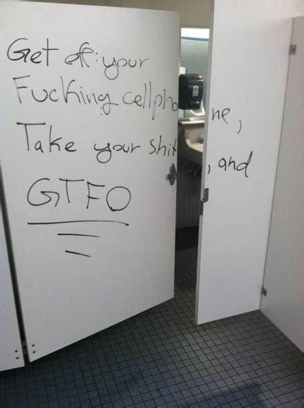 funny bathroom graffiti dose  funny