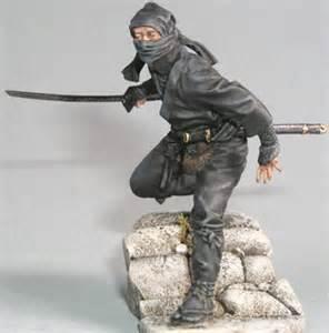 Ancient Japanese Ninja Warrior