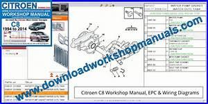 Citroen C8 Workshop Repair Manual