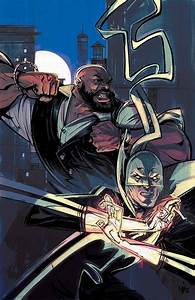 Friendship and Fist Fights in 'Power Man and Iron Fist' #1