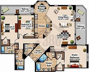Halifax, Landing, Condominium, Floor, Plans