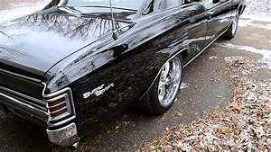 1967 Chevelle Ss 396 Auto Black On Black
