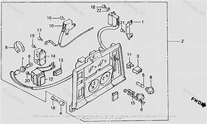 Honda Generator Parts Diagram