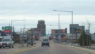 City of Meridian Mississippi