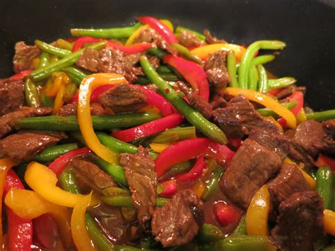 beef stir fry corners of my life garlicky beef stir fry