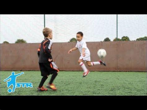 learn rainbow flick kids neymar football soccer skills